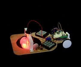 Whistle Controlled Robot
