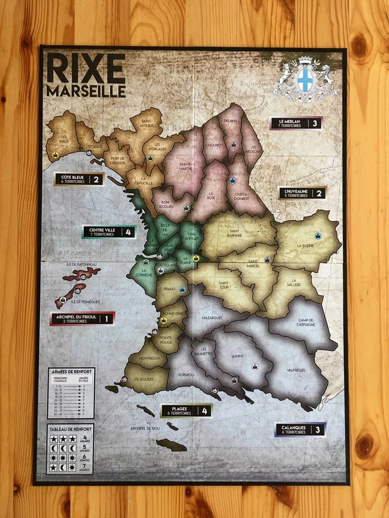 The Game Board