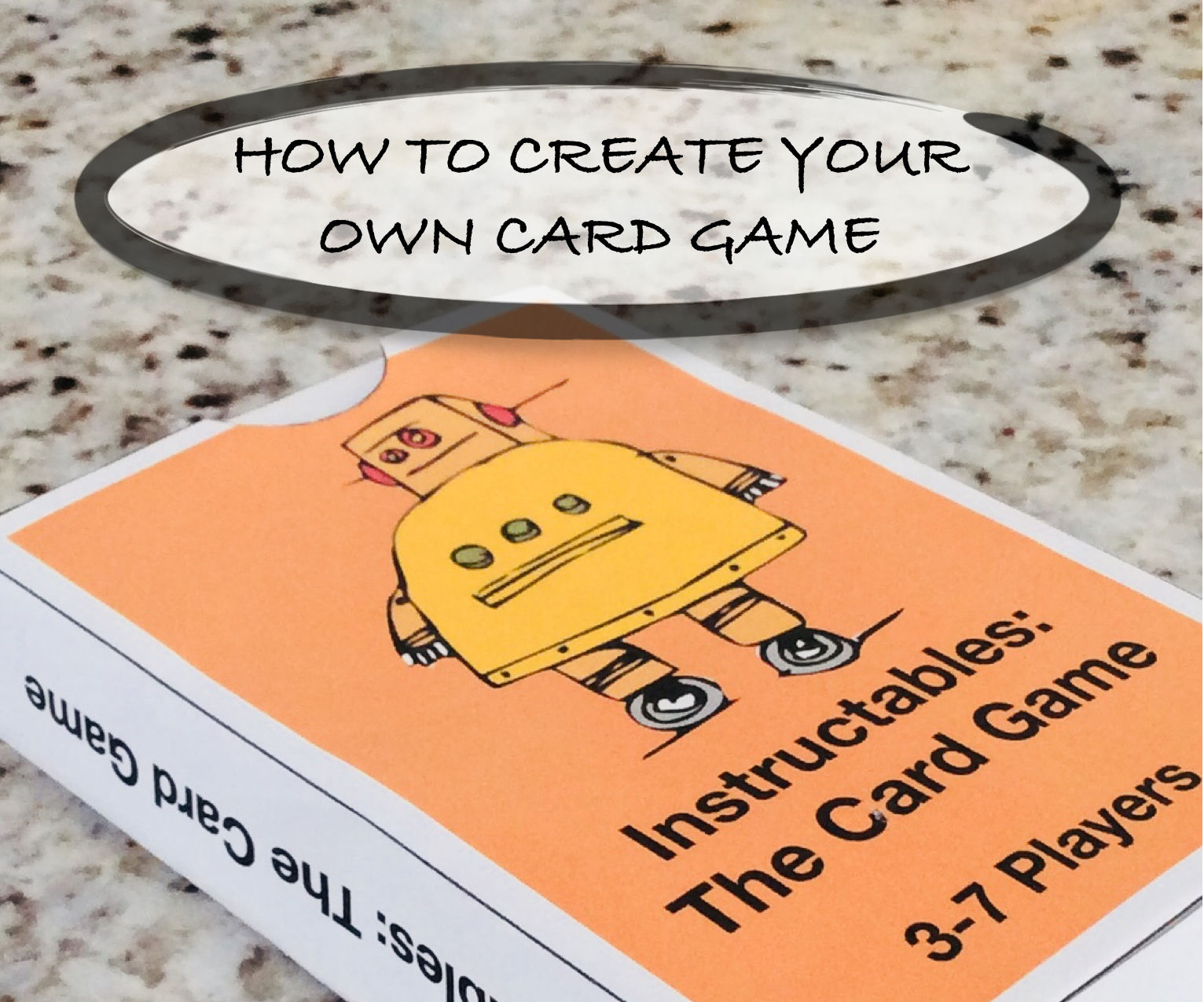 How to Make Your Own Card Game