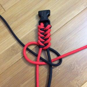 Viper Paracord Bracelet - 4