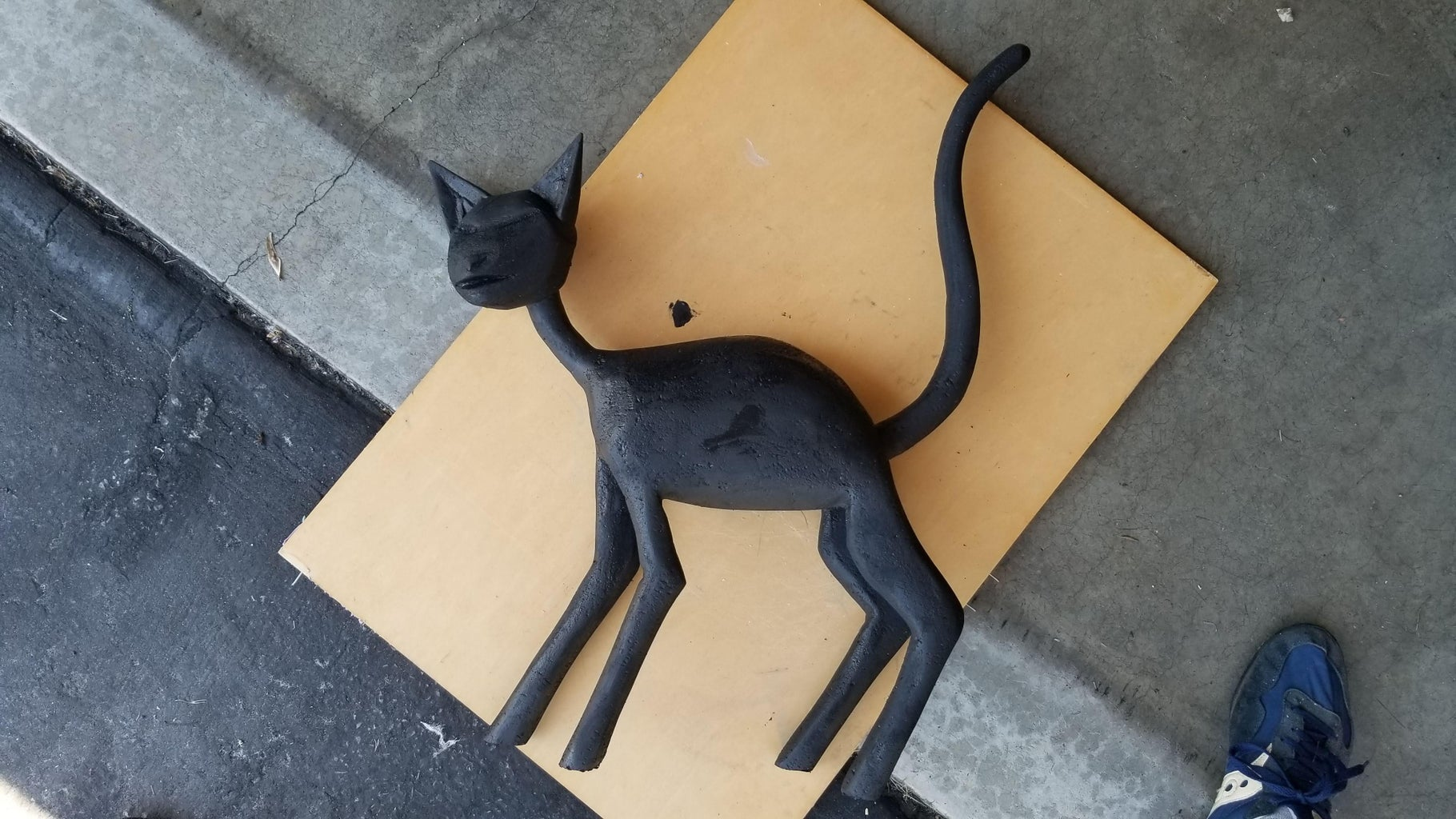 How to Make the Cat