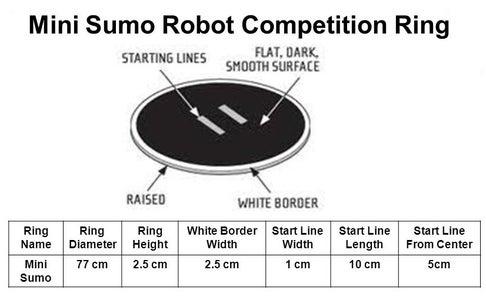 Mini-Sumo in a Nutshell