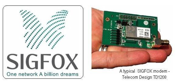 SIGFOX - Network Based IoT Rival ?