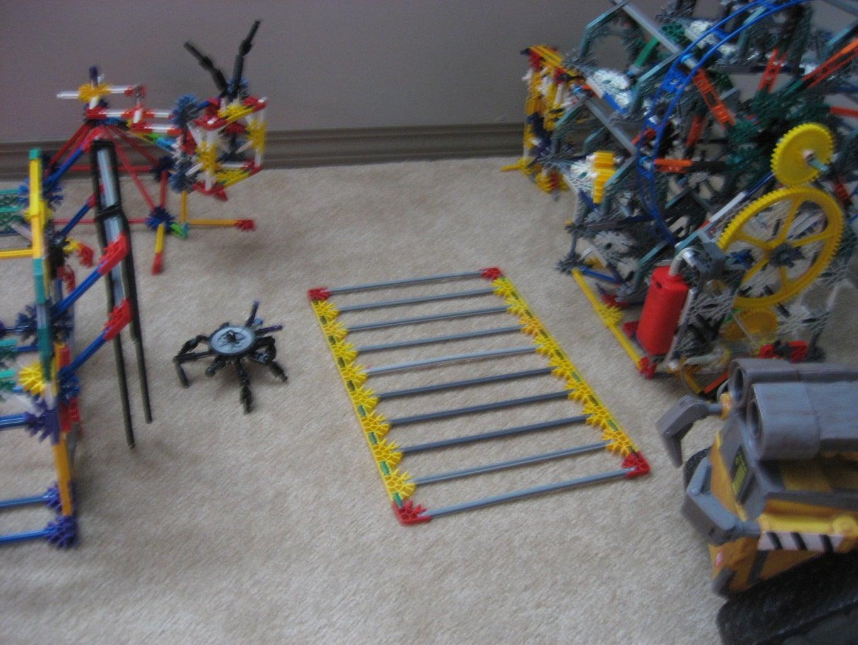 Knex Wall-E Home