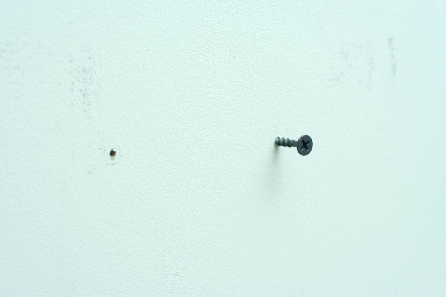 Patch a Screw Hole