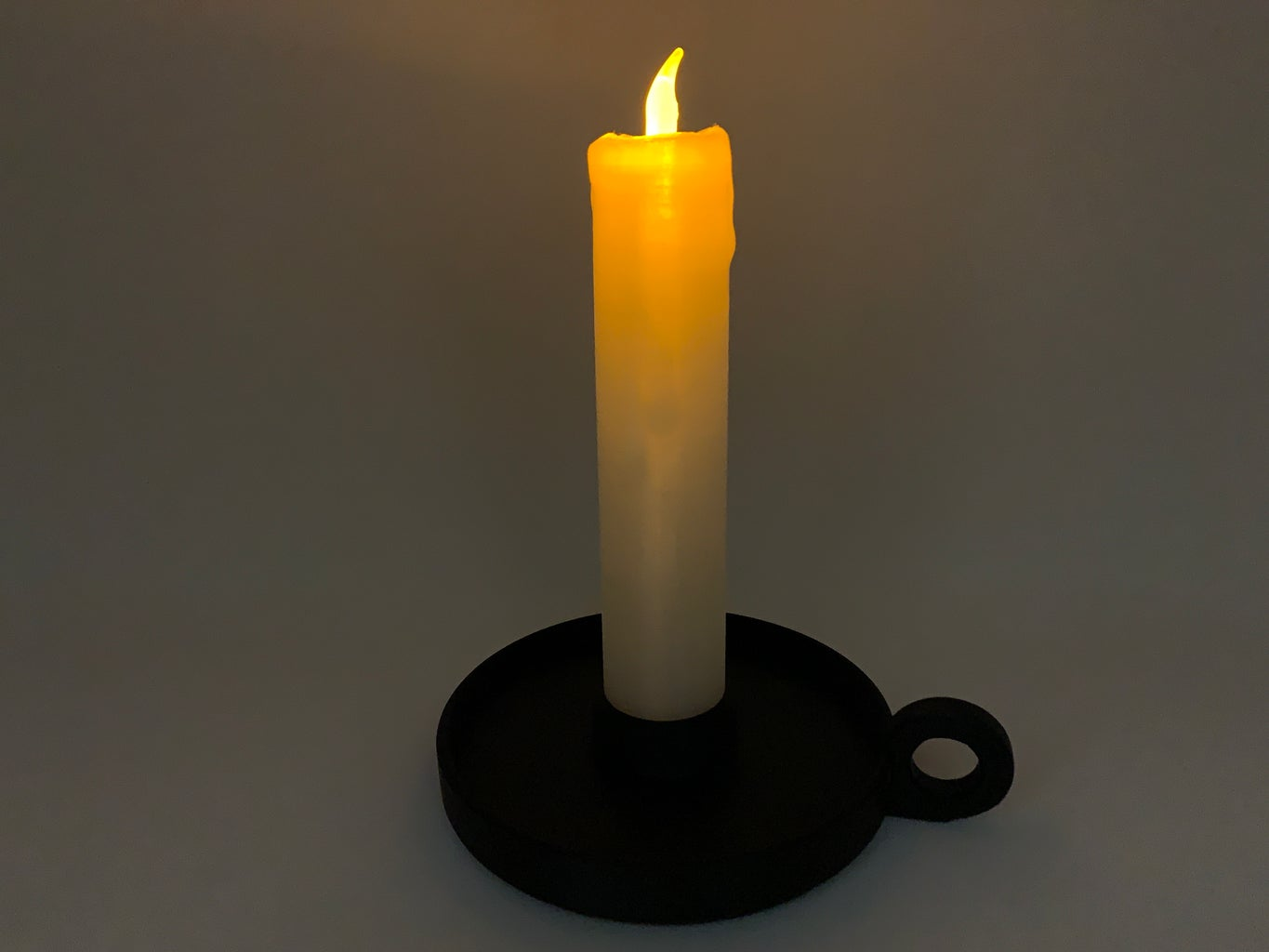 Inductive Candle