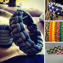 paracord weaves