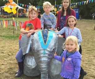 Elephant Robot