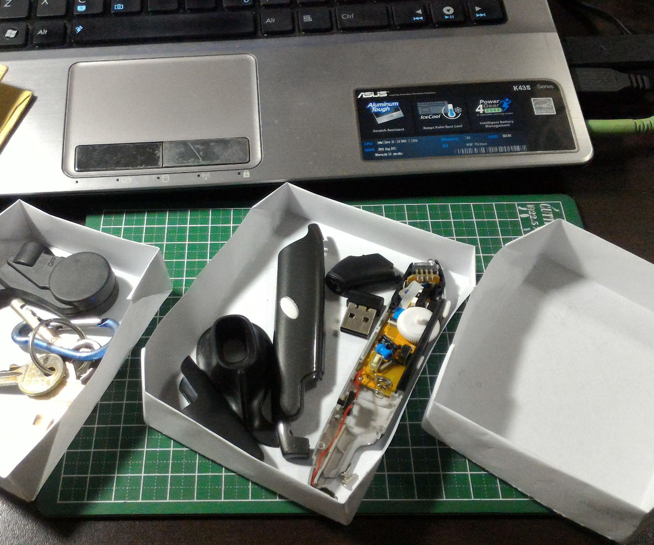 Edison Origami Box/Tray