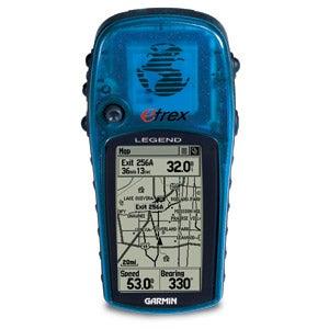 USE YOUR GARMIN E-TREX LEGEND GPS WITH GOOGLE EARTH.