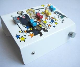 Birth of Man Mixing Board