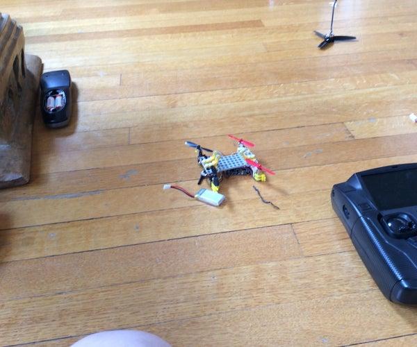 How to Build a Cheap Quadcopter