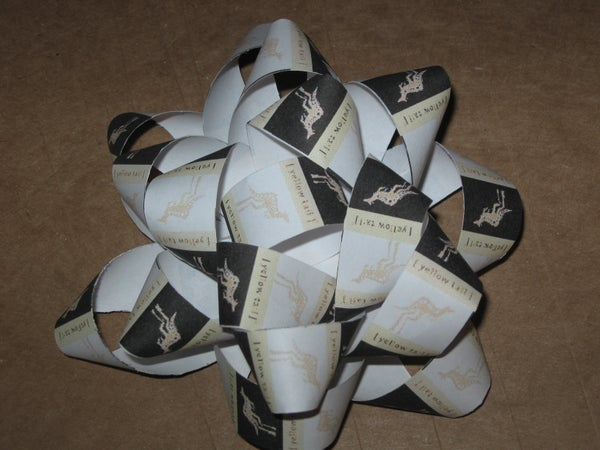 Create Personalized Gift Bows