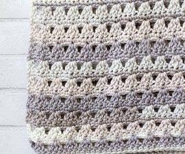 Alissa Crochet Blanket