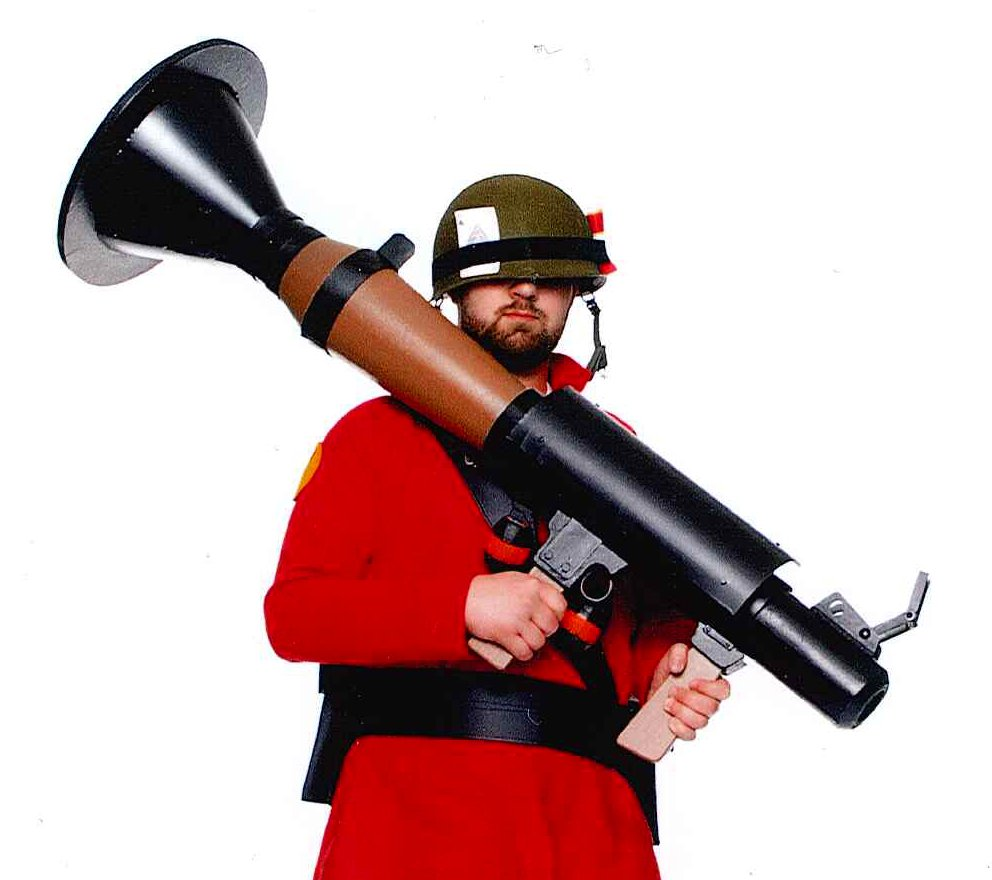 TF2 Rocket Launcher