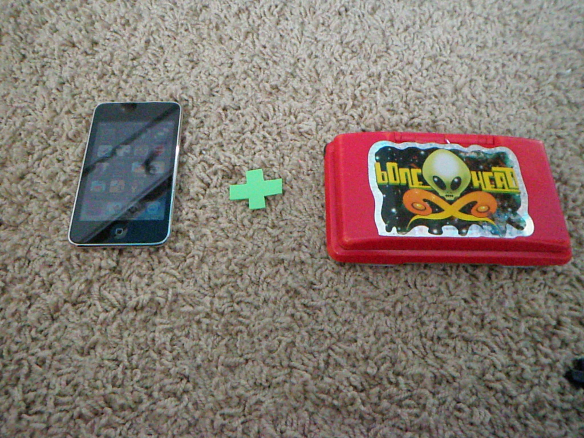Nintendo DS Ipod Case (DSI)