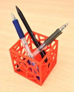 3d打印笔筒
