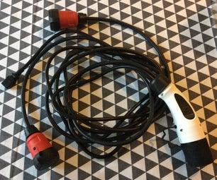 Type2 Mennekes to 3 230V Sockets