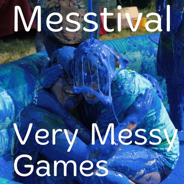 Messtival: Very Messy Games