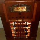 1938 RCA Radio Wine Bar