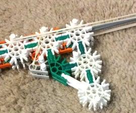 Powerful Trigger K'nex Gun