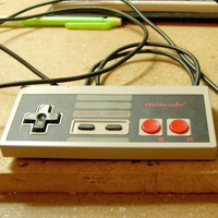 USB NES Gamepad