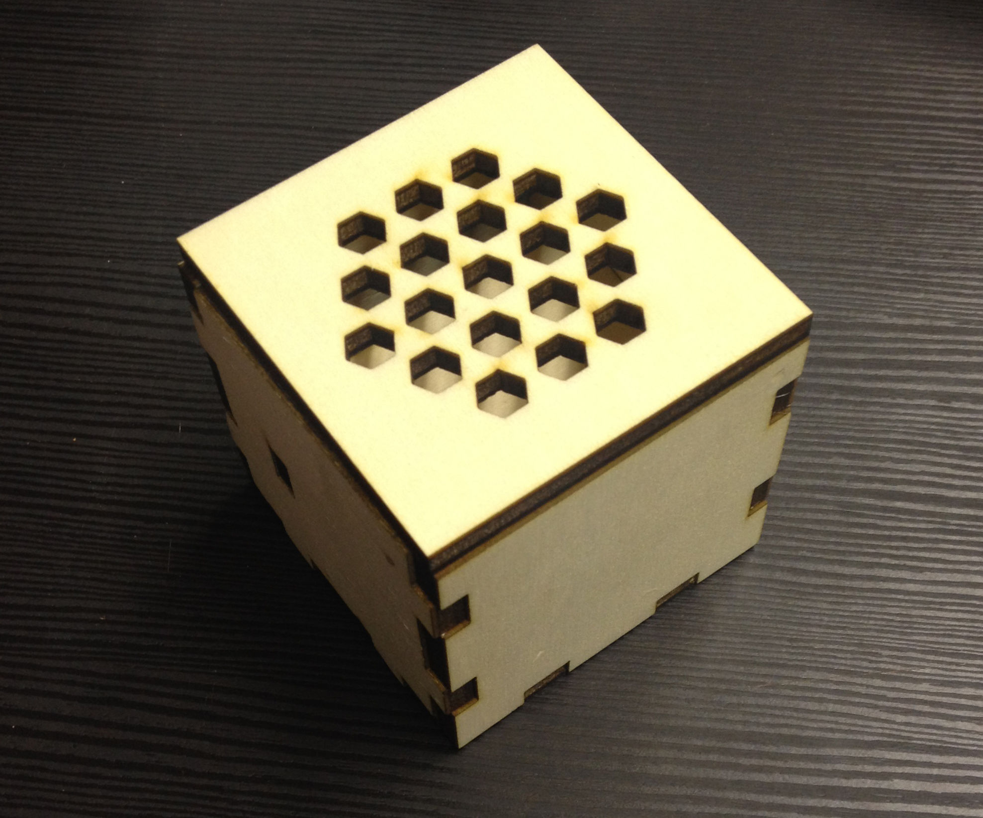 Interactive useless box