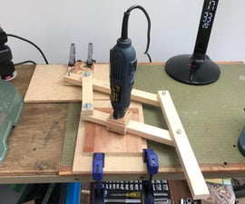 How to Make a Wooden Engraving Pantograph