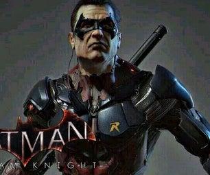 Batman: Arkham Knight Robin's Staff