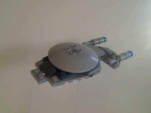 Mini Lego USS Voyager