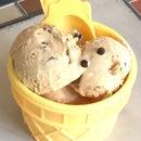 Homemade Creamy Coffee Ice Cream - No Machine
