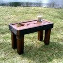 200-yr-old Barnwood Coffee Table