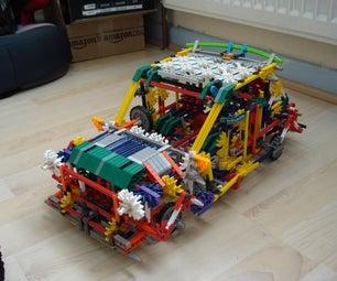 K'nex Car (mini) MODS!