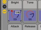 MIDI Learn a Knob in Ableton Live