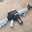 A Shootible LEGO M4A1