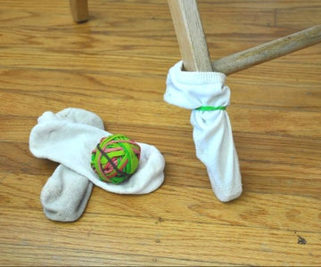 Chair/Table Leg Cover - to Prevent Scuffs and Scratches