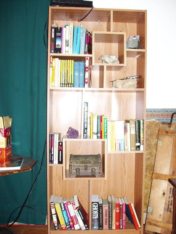 A NewFangled Bookcase....