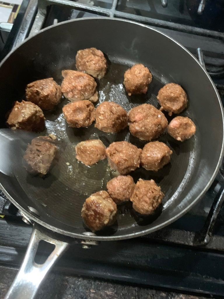 Flip the Meatballs