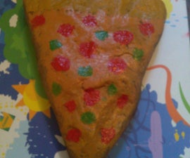 Pizza Rock  Oil Painting