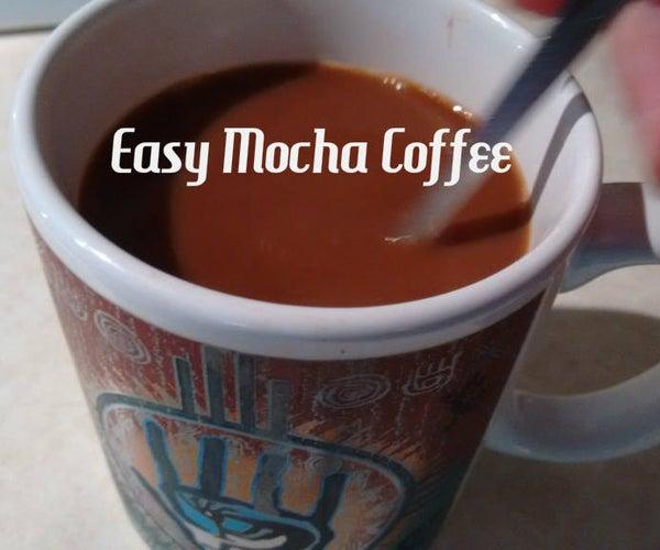 Easy Mocha Coffee