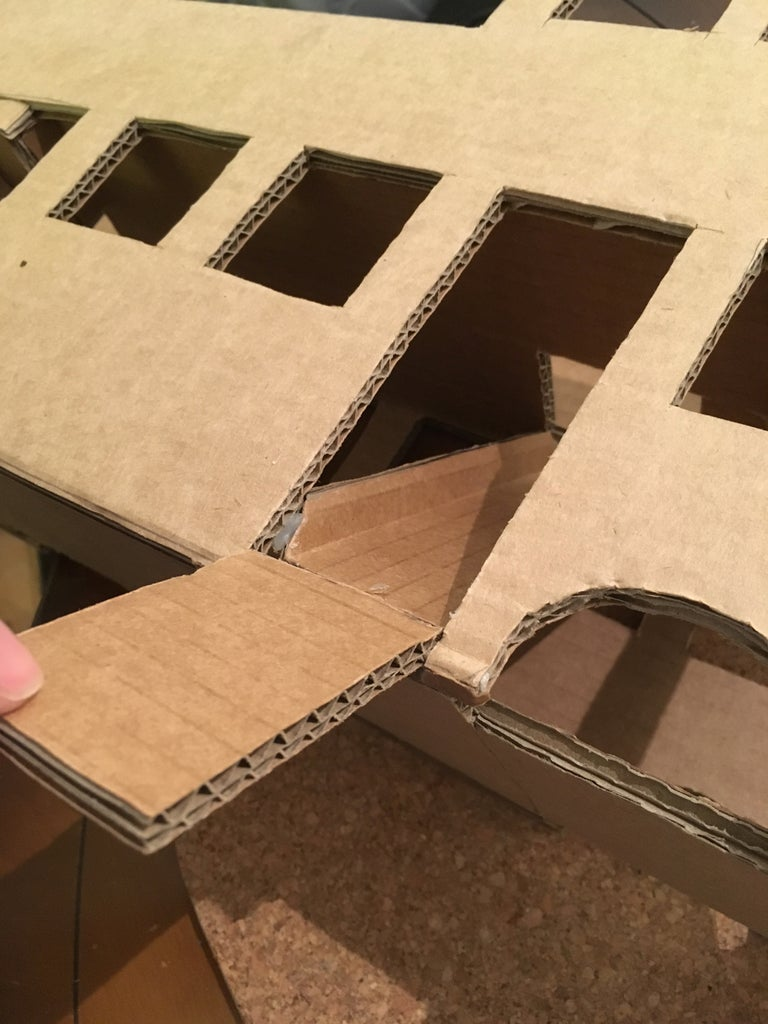 Making a Hinged Door/Ramp