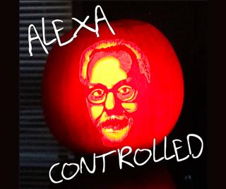 Alexa受控亚当野人南瓜