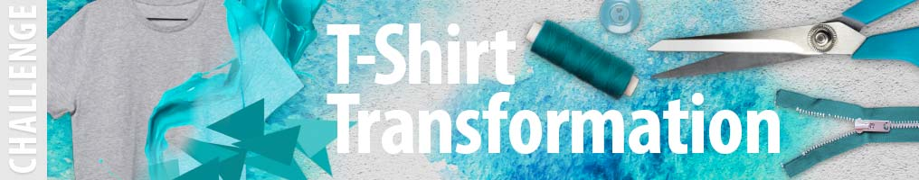T-Shirt Transformations Challenge