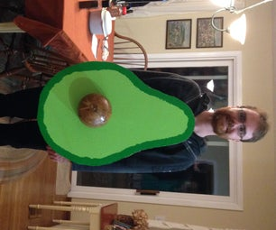 Avocado Costume
