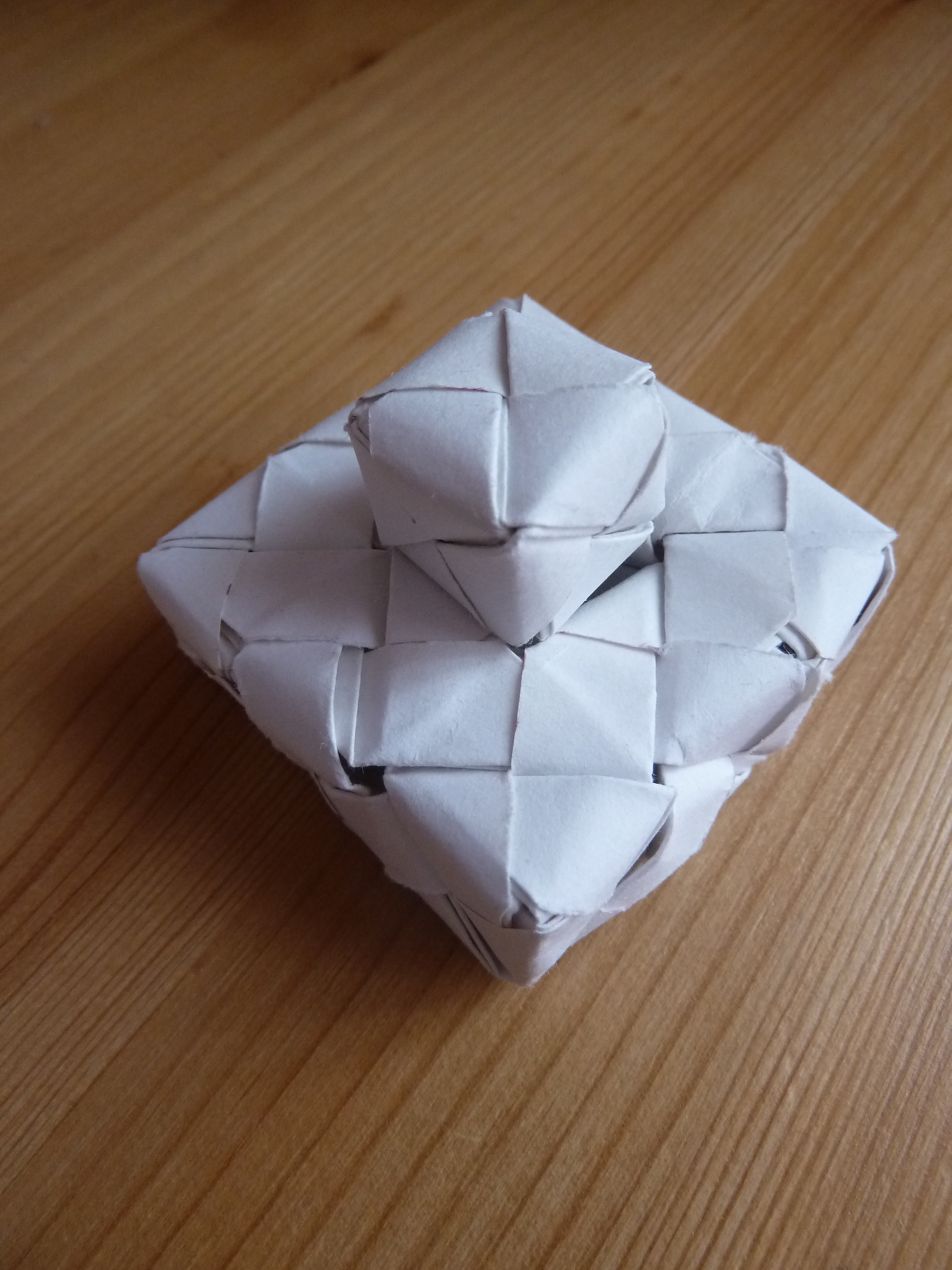 base for modular origami