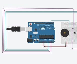 Simon Says Game; Arduino