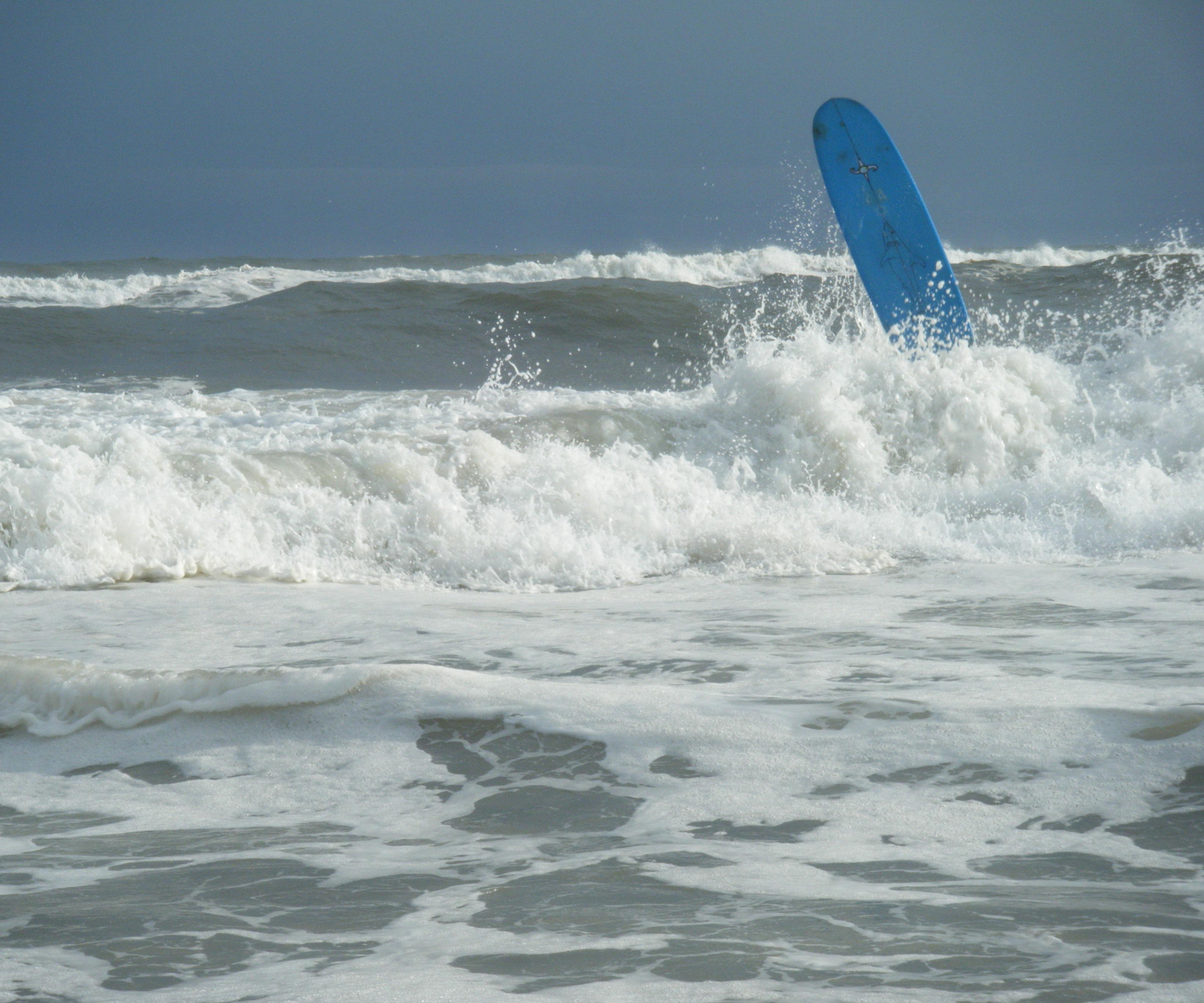 Surfboard Lamination