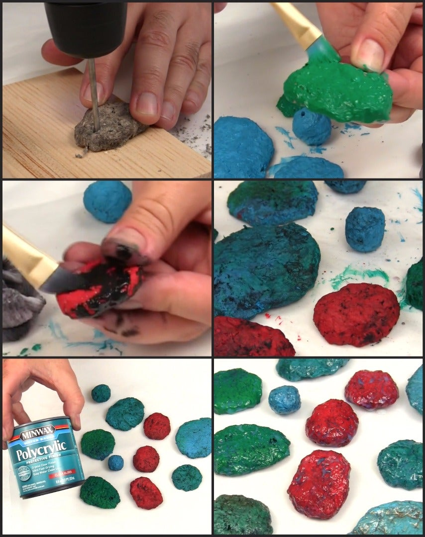 Paint the Stones