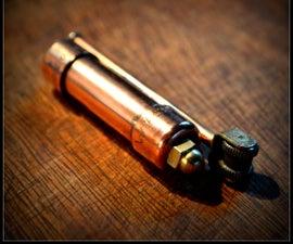 Make a Trench Lighter