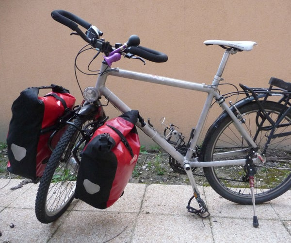 Front Bike Rack